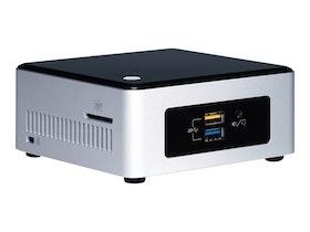 Intel Next Unit of Computing Kit NUC5CPYH Mini PC N3050 0MB 0GB No-OS