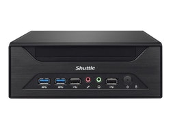 Shuttle XPC slim XH110 Slim-PC 0MB 0GB No-OS
