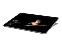 "Microsoft Surface Go 10"" silver Windows 10 Pro"
