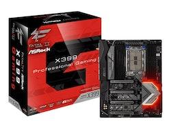 ASRock Fatal1ty X399 Professional Gaming ATX TR4 AMD X399