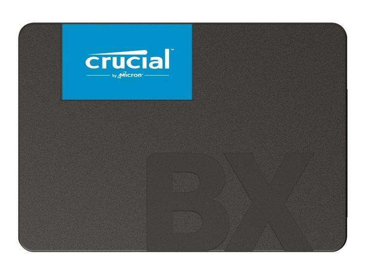 "Crucial SSD BX500 120GB 2.5"" SATA"