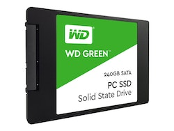 "WD Green PC SSD SSD WDS240G1G0A 240GB 2.5"" SATA-600"