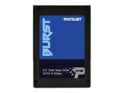 "Patriot SSD Burst 120GB 2.5"" SATA-600"
