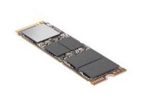 Intel SSD Solid-State Drive 760P Series 256GB M.2 PCI Express 3.0 x4 (NVMe)