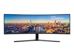 "Samsung CJ89 Series C49J890DKU 49"" 3840 x 1080 HDMI DisplayPort USB-C 144Hz"