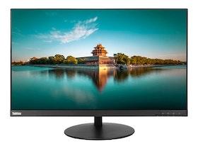 "Lenovo ThinkVision P27q 27"" 2560 x 1440 HDMI DisplayPort Mini DisplayPort 60Hz Pivot Skärm"