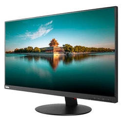 "Lenovo ThinkVision P27q 27"" 2560 x 1440 HDMI DisplayPort Mini DisplayPort 60Hz Pivot Skärm"