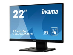 "Iiyama ProLite T2252MSC-B1 22"" 1920 x 1080 VGA (HD-15) HDMI DisplayPort"
