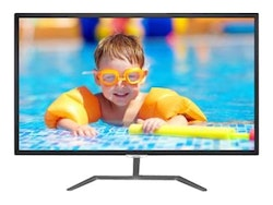 "Philips E-line 323E7QDAB 32"" 1920 x 1080 DVI VGA (HD-15) HDMI 60Hz"