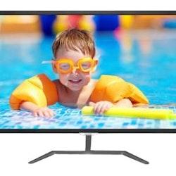 """Philips E-line 323E7QDAB 32"""" 1920 x 1080 DVI VGA (HD-15) HDMI 60Hz"""