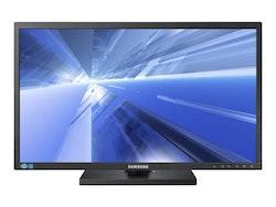 """Samsung SE450 Series S24E450F 24"""" 1920 x 1080 DVI VGA (HD-15) HDMI 60Hz Pivot Skärm"""