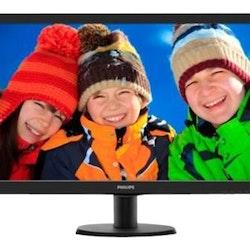 """Philips V-line 273V5LHAB 27"""" 1920 x 1080 DVI VGA (HD-15) HDMI 60Hz"""