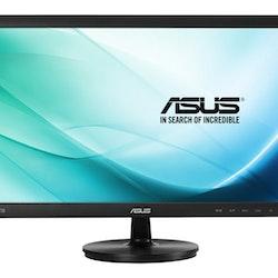 "ASUS VS247HR 23.6"" 1920 x 1080 DVI VGA (HD-15) HDMI"