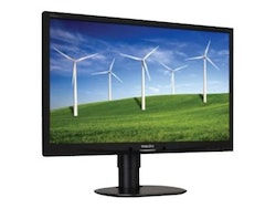"Philips Brilliance B-line 241B4LPYCB 24"" 1920 x 1080 DVI VGA (HD-15) DisplayPort 60Hz Pivot skärm"