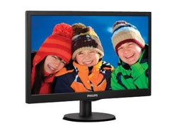 "Philips V-line 203V5LSB26 19.5"" 1600 x 900 VGA (HD-15) 60Hz"