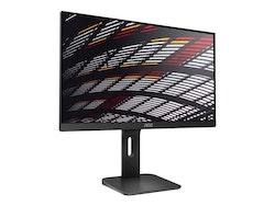 """AOC X24P1 24"""" 1920 x 1200 DVI VGA (HD-15) HDMI DisplayPort 60Hz Pivot skärm"""