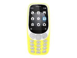 "Nokia 3310 3G 2.4"" 64MB 3G Gul"