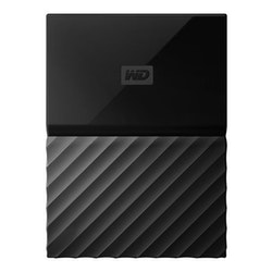 WD My Passport Harddisk WDBYFT0040BBK 4TB USB 3.0