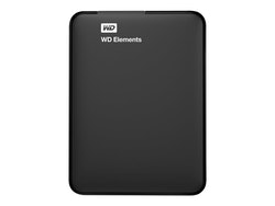 WD Elements Portable Harddisk WDBUZG5000ABK 500GB USB 3.0