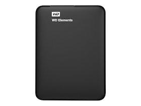 WD Elements Portable Harddisk WDBUZG5000ABK 500GB USB 3.0