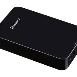 "Intenso Harddisk Memory Center 3TB 3.5"" USB 3.0 5400rpm"