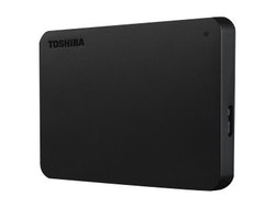 Toshiba Canvio Harddisk Basics 500GB USB 3.0