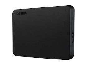 Toshiba Canvio Harddisk Basics 500GB USB 3.0