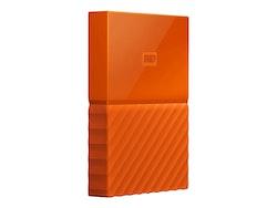 WD My Passport Harddisk WDBS4B0020BOR 2TB USB 3.0