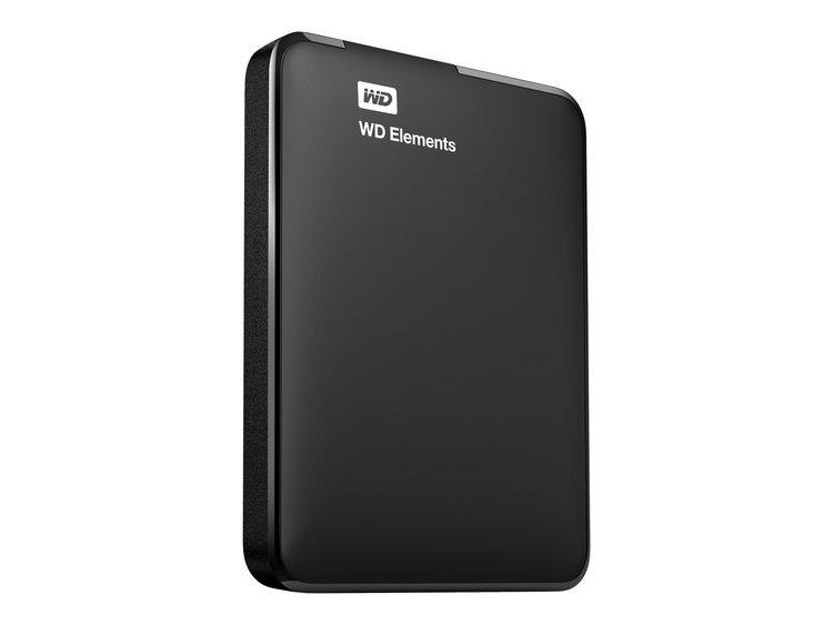 WD Elements Portable Harddisk WDBU6Y0040BBK 4TB USB 3.0