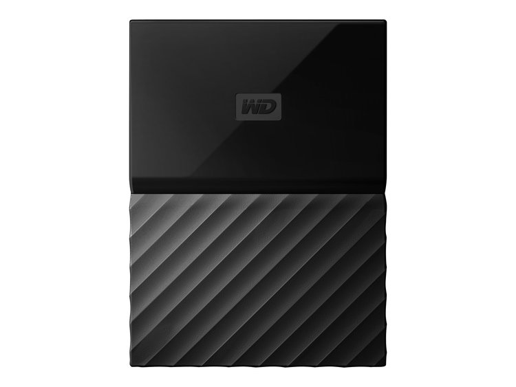 WD My Passport Harddisk WDBS4B0020BBK 2TB USB 3.0