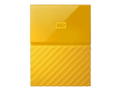 WD My Passport Harddisk WDBYNN0010BYL 1TB USB 3.0