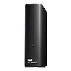 WD Elements Desktop Harddisk WDBWLG0020HBK 2TB USB 3.0