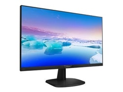 "Philips V-line 243V7QJABF 24"" 1920 x 1080 VGA (HD-15) HDMI DisplayPort 60Hz"
