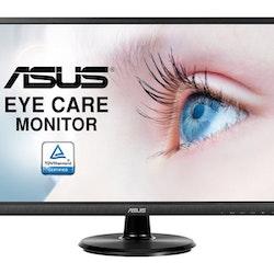 """ASUS VA249HE 23.8"""" 1920 x 1080 VGA (HD-15) HDMI"""