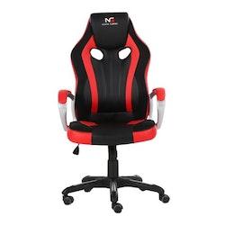 Nordic Gaming Challenger Gamer Stol Red Black
