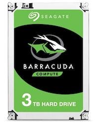 Seagate Barracuda Harddisk ST3000DM007 3TB SATA-600