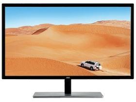 """AOC 81,3cm (31,5"""")Q3279VWFD8 16:09 DVI+HDMI+DP silver/svart"""