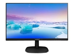 "Philips V-line 273V7QSB 27"" 1920 x 1080 DVI VGA (HD-15) 60Hz"