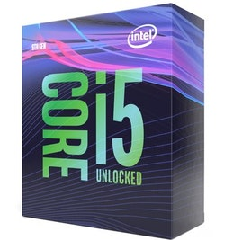 Intel CPU Core I5-9600K 3.7GHz 6 kerner LGA1151