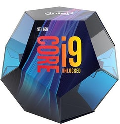 Intel CPU Core i9 I9-9900K 3.6GHz 8 kerner LGA1151