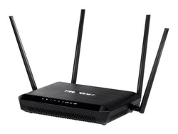 TRENDnet TEW-827DRU AC2600 StreamBoost MU-MIMO WiFi Router 1.733Gbps 4-port switch