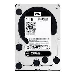 """WD Black Performance Hard Drive Harddisk WD1003FZEX 1TB 3.5"""" SATA-600 7200rpm"""