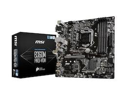 MSI B360M PRO-VDH Micro-ATX LGA1151 Intel B360 Express