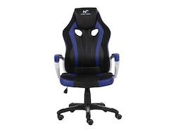 Nordic Gaming Challenger Gamer Stol Blue Black