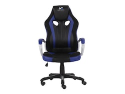 Nordic Gaming Challenger Gamer Stol Blue Black