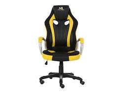 Nordic Gaming Challenger Gamer Stol Yellow Black