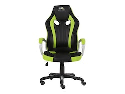 Nordic Gaming Challenger Gamer Stol Green Black
