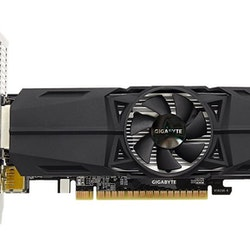 Gigabyte GeForce GTX 1050 Ti OC 4G 4GB GDDR5
