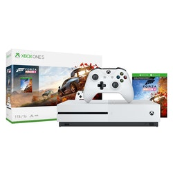 Microsoft Xbox One S - Forza Horizon 4 Bundle