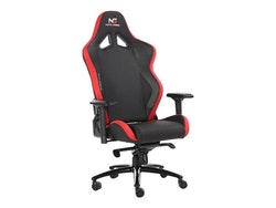 Nordic Gaming Heavy Metal Gaming Stol Black Red